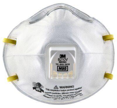 3M™ N95 Respirator 8210V