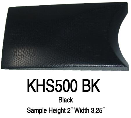 Black G-10 Sheet – 12 x 12 x .062″