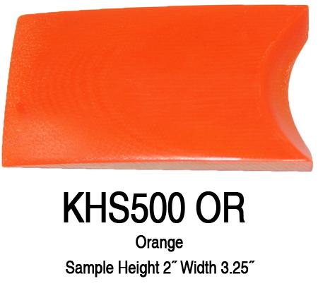 12″ x 12″ x 3/8″ Orange UltreX™ G10 Sheet