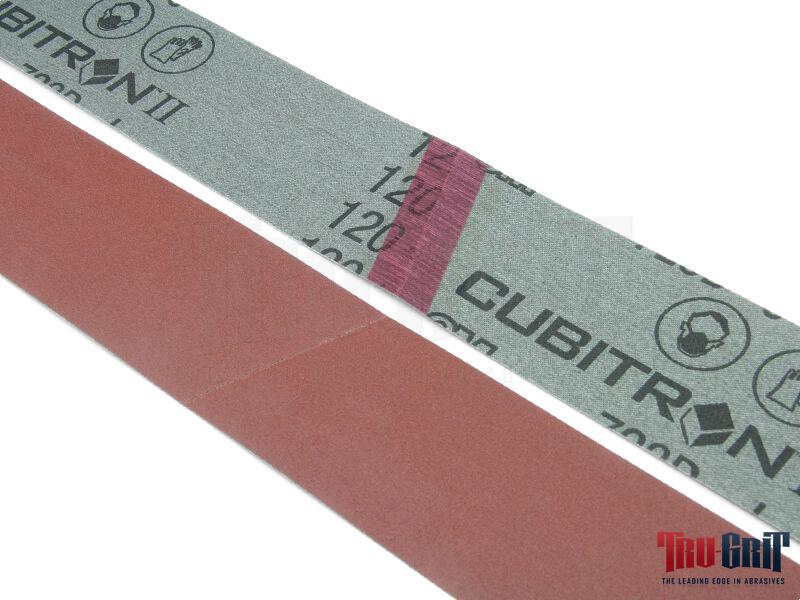 2 x 72 - 120 723D Cubitron II Aluminum Oxide
