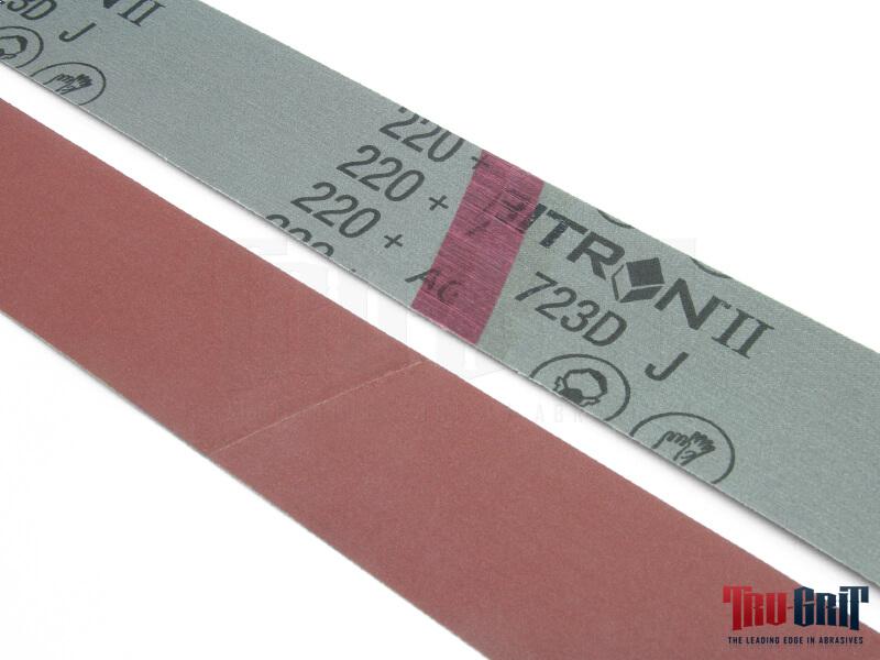 2 x 72 - 220 723D Cubitron II Aluminum Zirconia