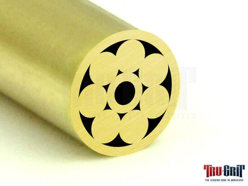 3/16 Mosaic Pin Brass/Brass # 316B07