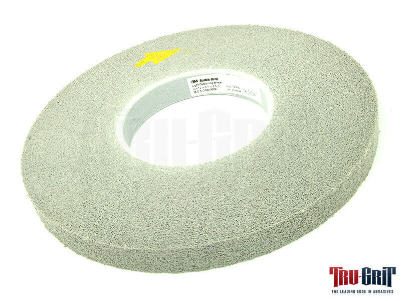 "12"" x 1"" x 5"" - 7SFN Light Deburring Wheel"