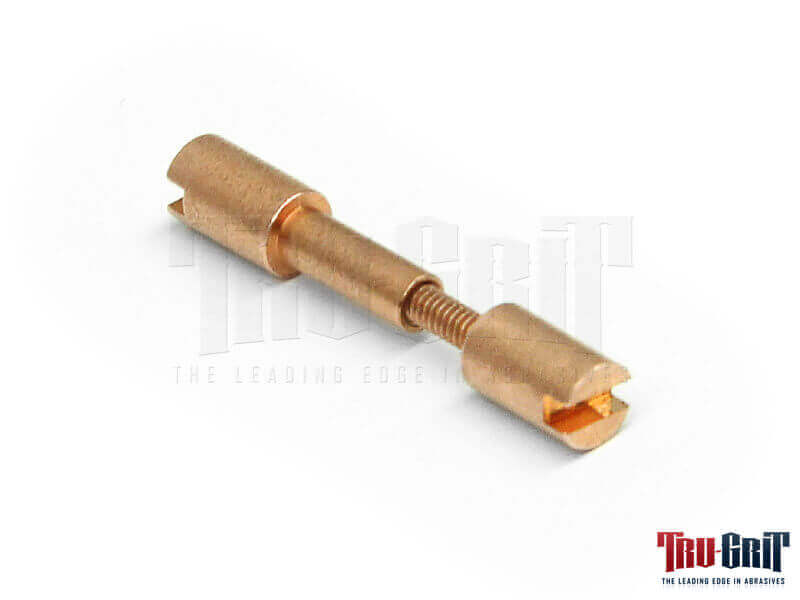 "3/16"" Copper Corby Bolt"
