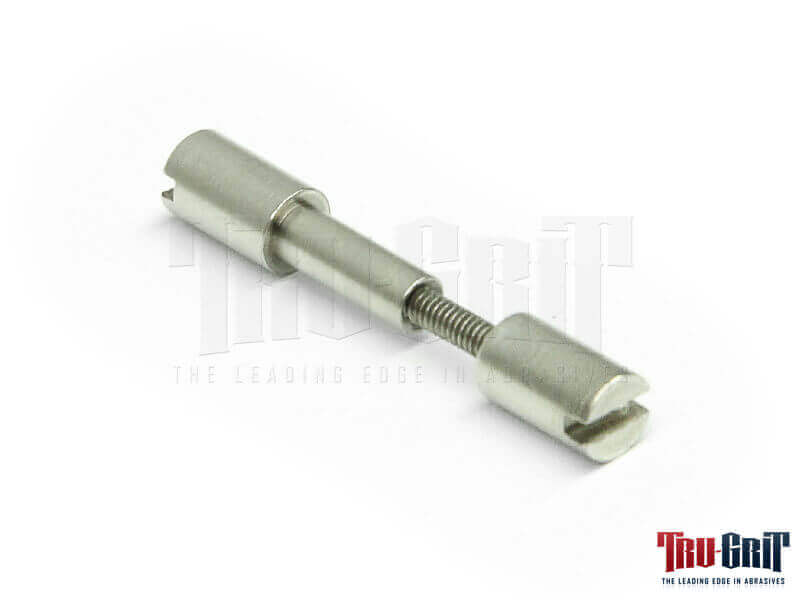 "3/16"" Nickel Silver Corby Bolt"