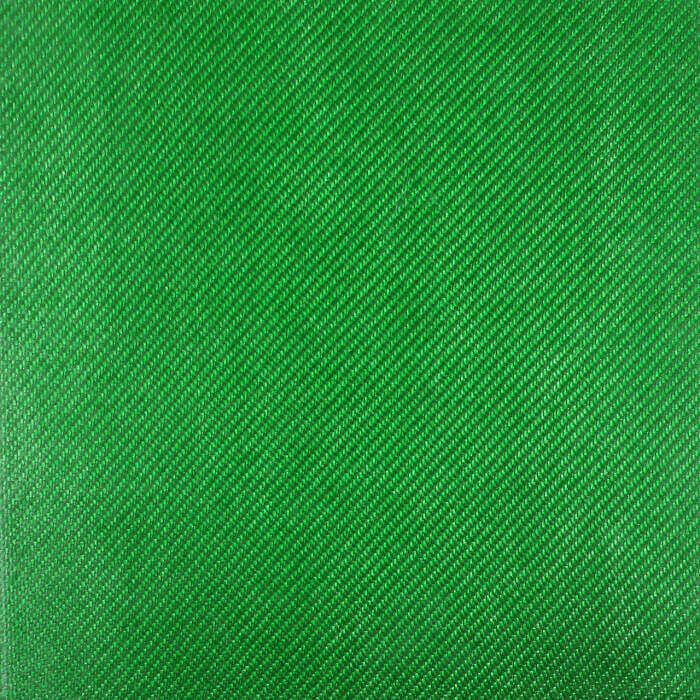"""12"""" x 12"""" x .125"""" Silver Twill Carbon Fiber Green"""