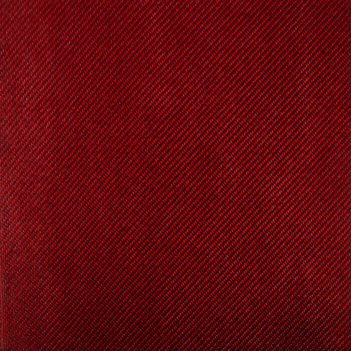 "12"" x 12"" x .125"" Silver Twill Carbon Fiber Red"