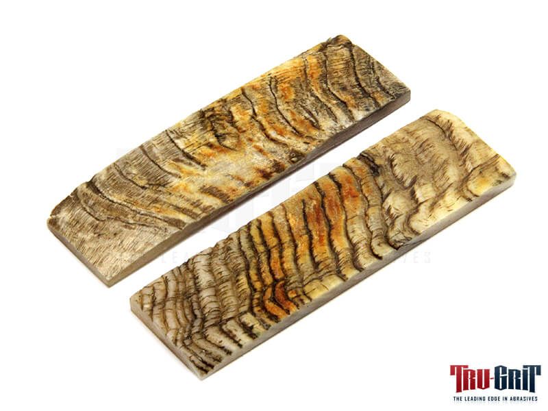 "Ram Horn Scales - 4-1/2"" x 1-1/4"""