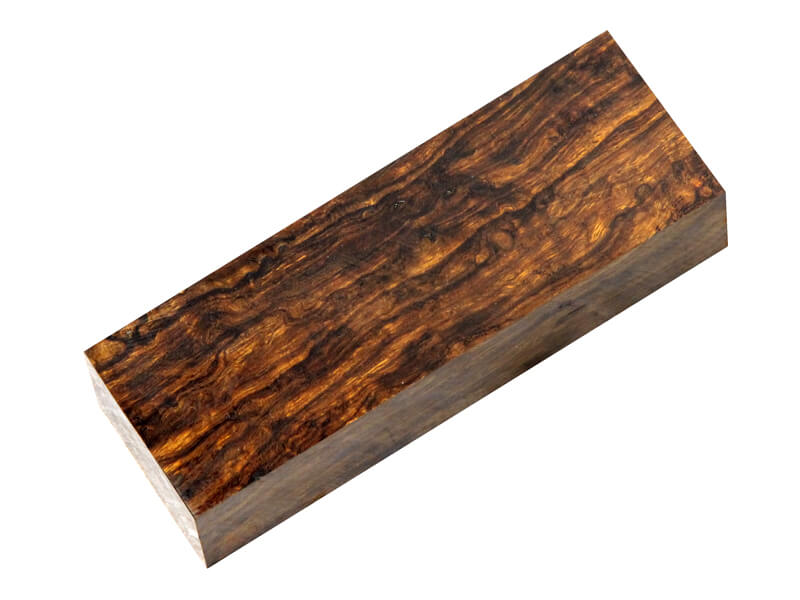 "Desert Ironwood Block 5"" x 1-3/4"" x 1-1/8"""