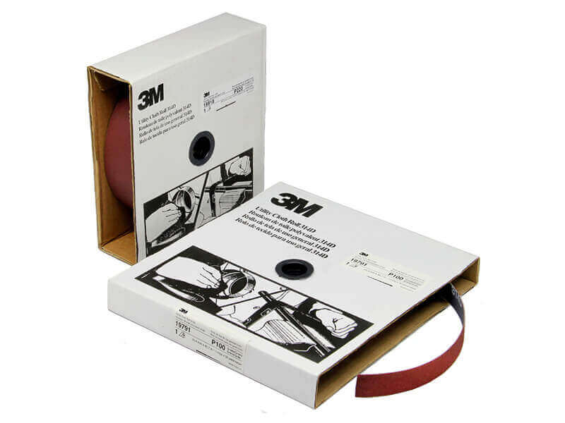 1 x 50 - 320 Aluminum Oxide EZ Handy Roll