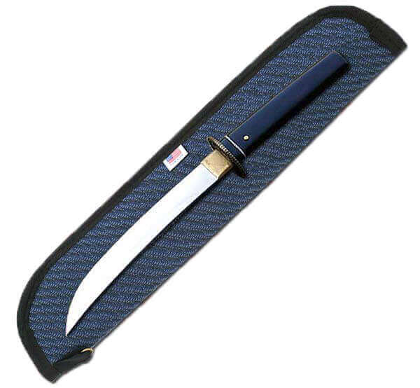 "4"" x 21"" Knife Case Zipper # KCF21"