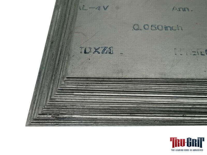 12 x 12 x .050 Titanium 6AL-4V
