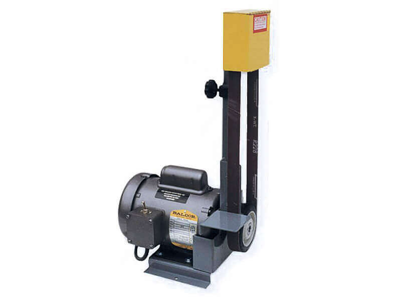 1/3 HP 110V 1PH 1725 RPM 1x42 Belt Grinder # 1SM