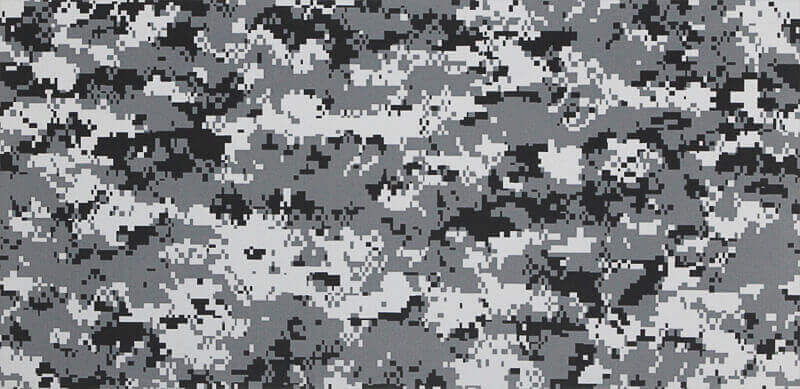 Kydex P1-Haircell Digi Camo **Arctic** 12x24x.080