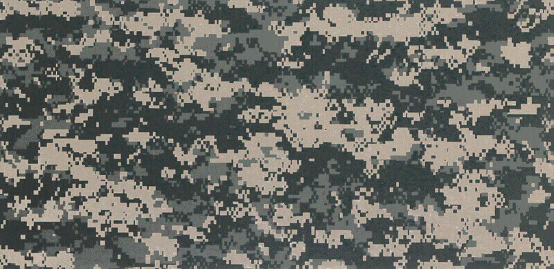 Kydex P1-Haircell Digi Camo **Forest** 12x24x.080