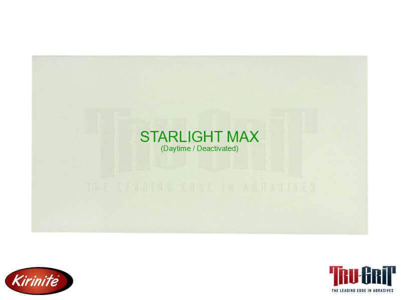 "6"" x 1-1/2"" x 1/8"" Kirinite Starlight Max - Pair"