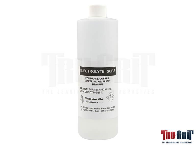 Electrolyte SCE-3 - Pint
