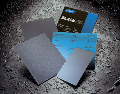 9 x 11 -  120 T461 TufBak Silicon Carbide C-wt. 50 sheets