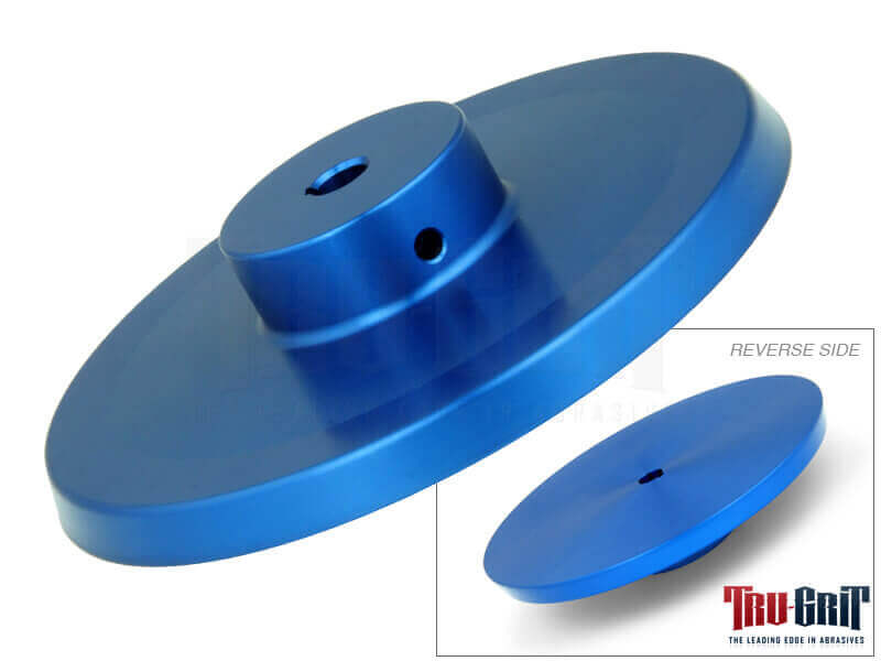 "9"" Billet Disc with 5/8 Arbor Flat"