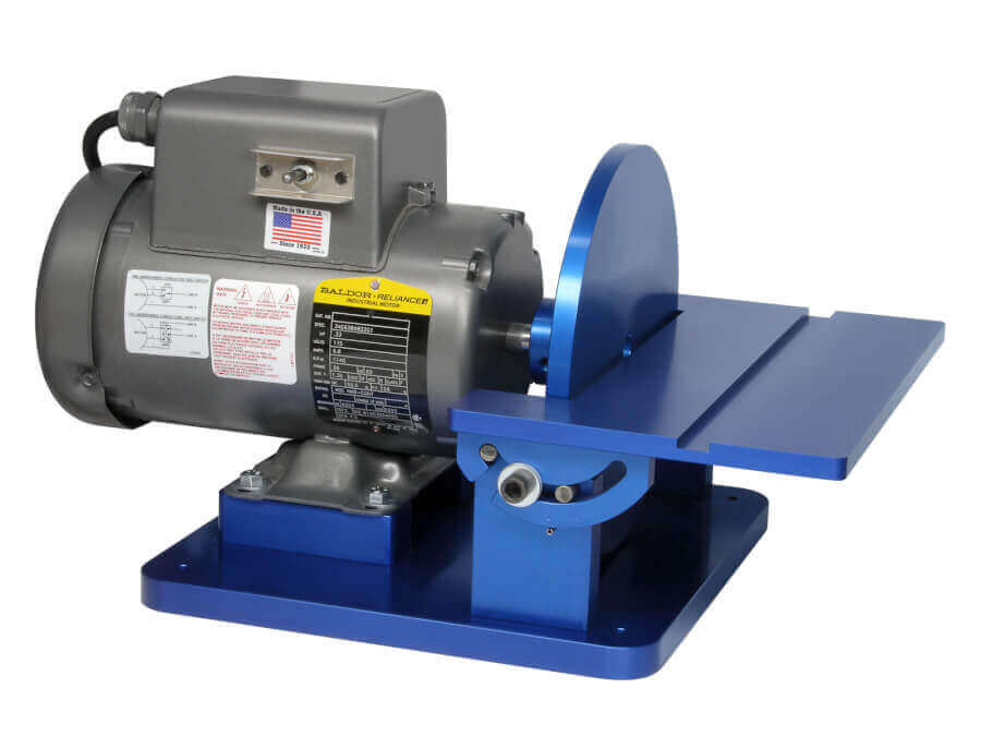 "1/3 H.P. 110V 1140 RPM Reversible 9"" Disc Grinder"