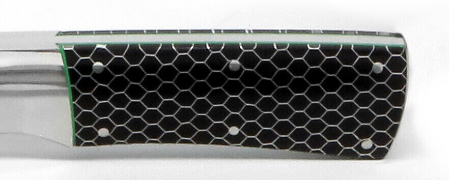 12x12x.125 C-Tek Honeycomb Black Transparent 1/8 Cell